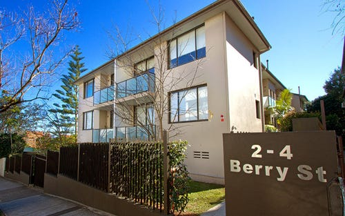 4/2-4 Berry Street, North Sydney NSW