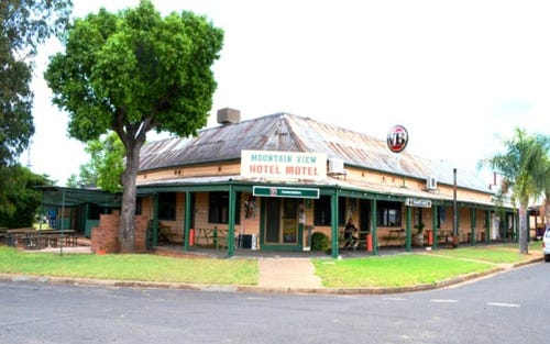 Mountain View Hotel, Tooraweenah NSW 2831