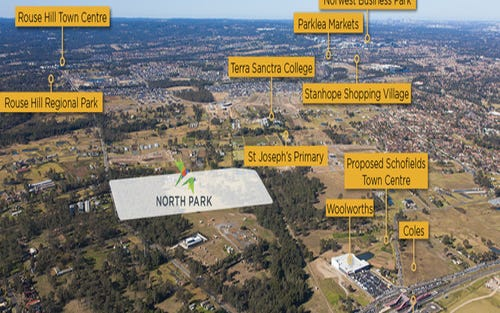Lot 10 Proposed Road | North Park, Schofields NSW 2762