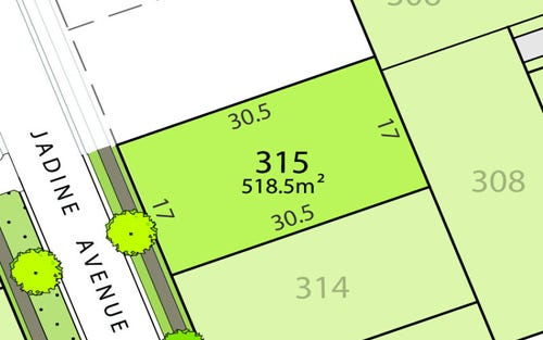 Lot 315, 33 Barry Rd, Kellyville NSW 2155