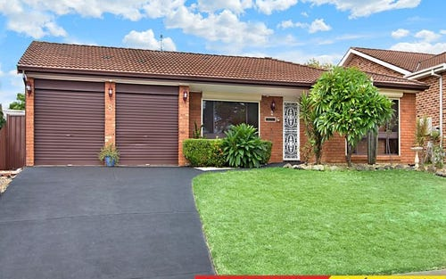 8 Icarus Place, Quakers Hill NSW 2763