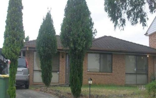 Address available on request, Bonnyrigg NSW 2177