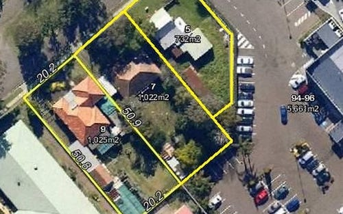 5-7 & 9 Sturgeon Street, Raymond Terrace NSW 2324