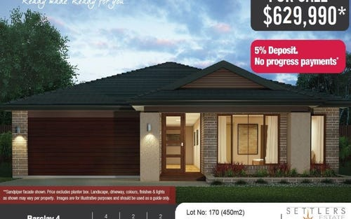Lot 170 Lloyd St, Werrington NSW 2747