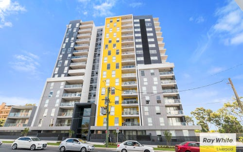 43/1-3 Bigge street, Warwick Farm NSW 2170