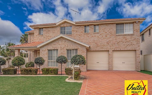 25 St Helens Close, West Hoxton NSW 2171