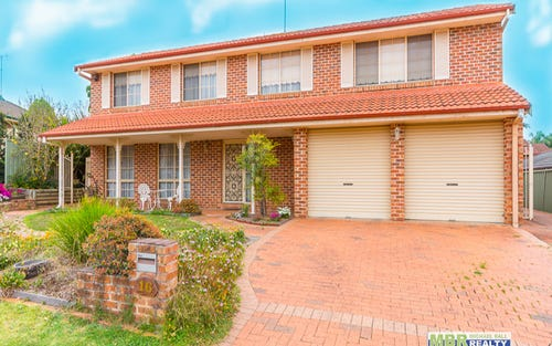 16 Fitzgerald Place, Glenmore Park NSW 2745