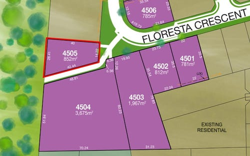 Lot 4505 Floresta Crescent, Cameron Park NSW 2285