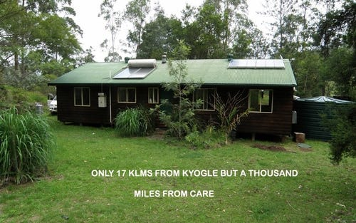 264 Blackhorse Road, Kyogle NSW 2474