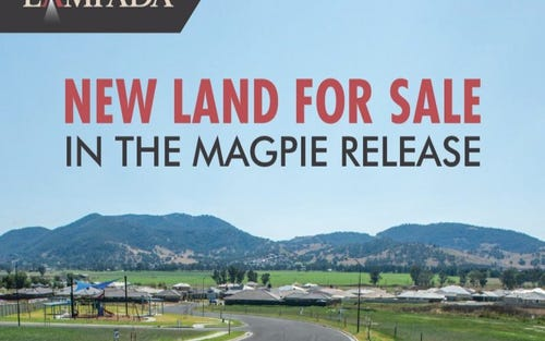 Lot 601 - 630 Magpie Release, Lampada, Tamworth NSW 2340