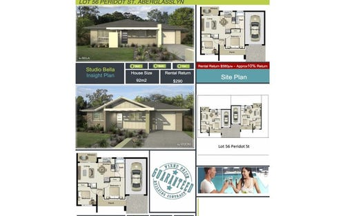 Lot 56 Peridot Street, Aberglasslyn NSW 2320