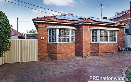 16 Shorter Avenue, Beverly Hills NSW 2209
