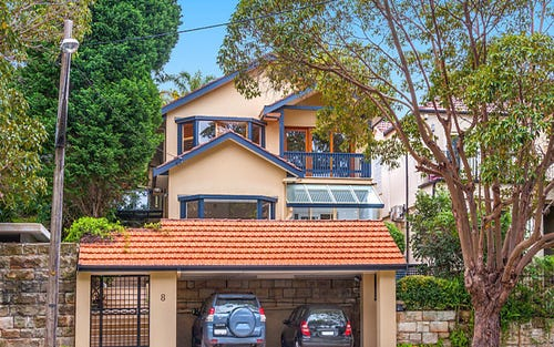 8 Courtenay Road, Rose Bay NSW 2029