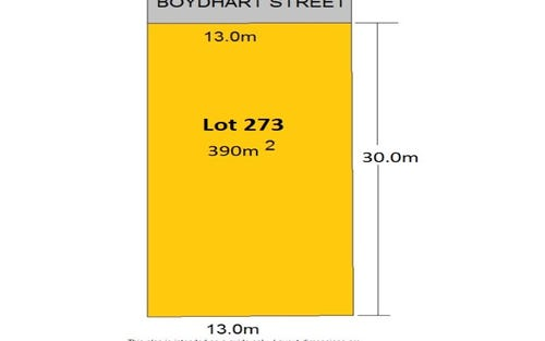 Lot 273, Boydham Street, Riverstone NSW 2765