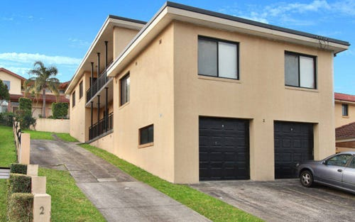 1-4/2 Rose Street, Keiraville NSW 2500