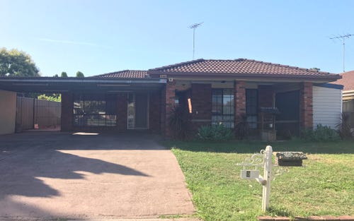 3 Beethoven Place, Cranebrook NSW