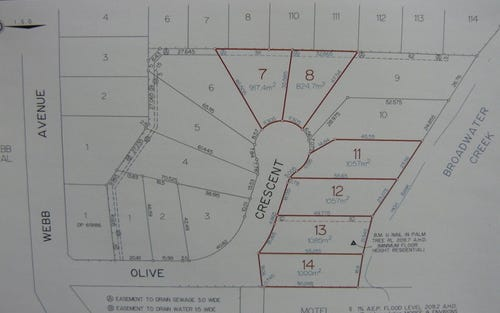 6 Lots Olive Crescent, Moree NSW 2400