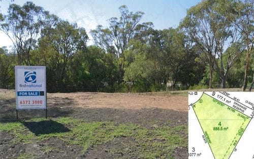 Lot 4/10 Stan Boal Court, Mudgee NSW 2850