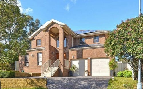 41 Blue Bell Circuit, Kellyville NSW 2155