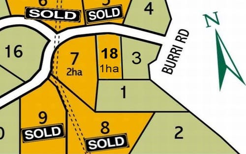 Lot 7 and 18, 7 & 18/170 Burri Road, Malua Bay NSW 2536