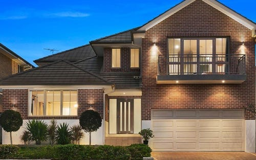 43 Queensbury Avenue, Kellyville NSW 2155