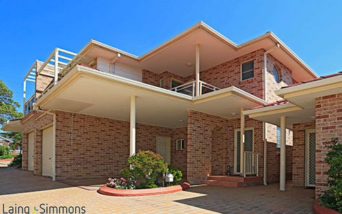 4/227 President Avenue, Miranda NSW