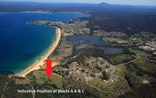 Proposed Lots A B & C- 27 K B Timms Drive, Eden NSW 2551