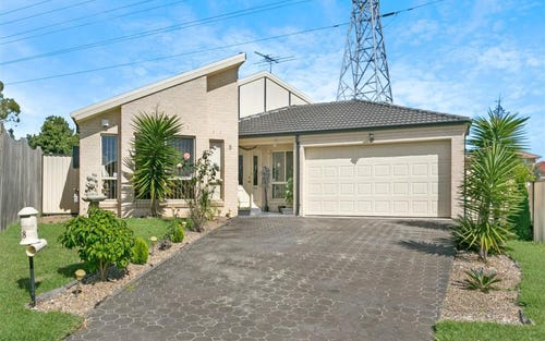 8 Chopin Cl, Bonnyrigg NSW 2177