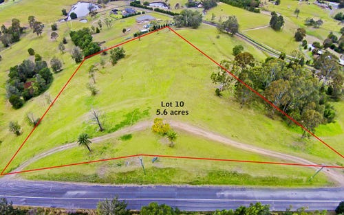Lots 10 & 11 140 Comleroy Road, Kurrajong NSW 2758