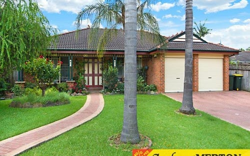 16 Croatia Place, Quakers Hill NSW 2763