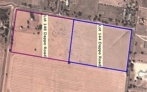 144 & 148 Dappo Rd, Narromine NSW 2821