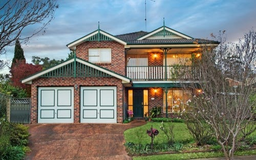 3 Vallen Place, Quakers Hill NSW 2763