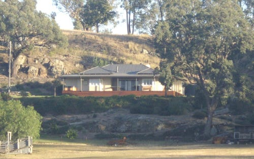 Nullawa - Black Stump Way, Tambar Springs NSW 2381