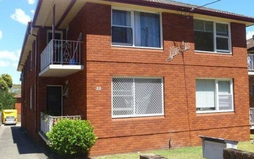 8/22 Shadforth Street, Wiley Park NSW 2195