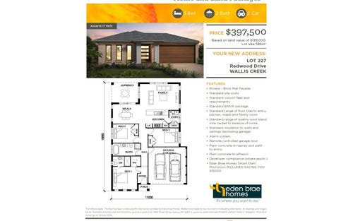Lot 227 Redwood Drive, Gillieston Heights NSW 2321