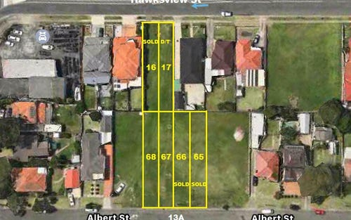 Lot 67 & 68 13A Albert Street, Guildford NSW 2161