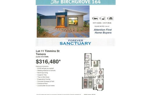 Lot 11 Timmins Street, Temora NSW 2666