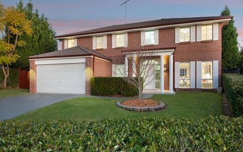 4 Zanith Way, Kellyville NSW 2155