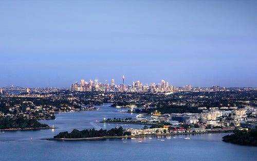 Level 21-36/51 Hill Road, Wentworth Point NSW 2127