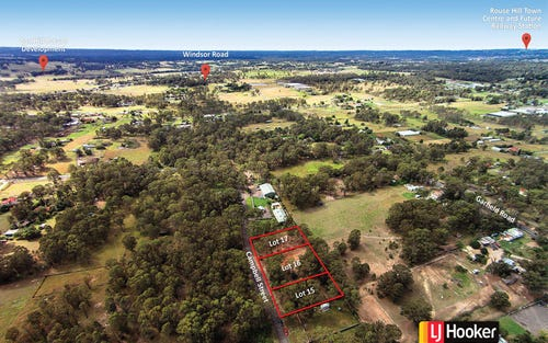 Lots 15, 16 & 17 Campbell Street, Riverstone NSW 2765