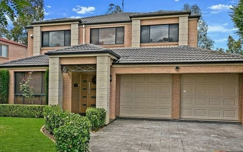 27 Greyfriar Place, Kellyville NSW
