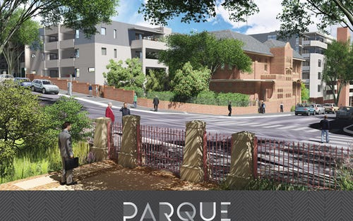 Parque Apartments, 58 Bolton Street, Newcastle NSW 2300