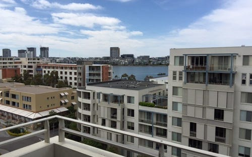 802/1 The Piazza, Wentworth Point NSW