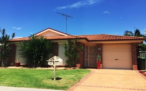 35 Merriwa Avenue, Hoxton Park NSW