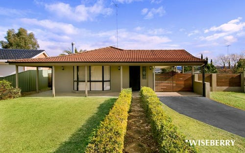 23 Tornado Crescent, Cranebrook NSW