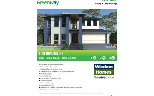 Lot 556 Greenway, Marsden Park NSW 2765