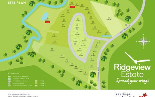 Lot 14 Ridgeview Estate, King Creek NSW 2446