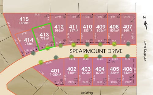 Lot 413 Spearmount Drive, Armidale NSW 2350