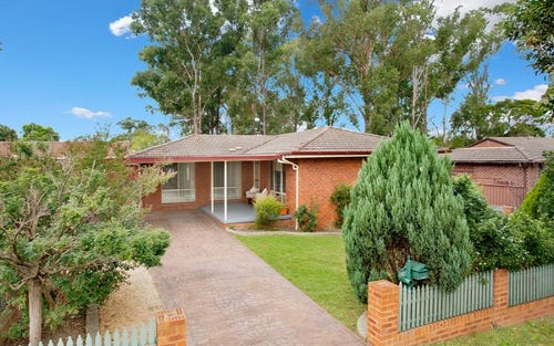 10 Snailham Crescent, South Windsor NSW 2756