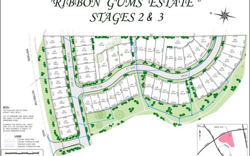 RIBBON GUMS ESTATE STAGES 2 & 3, Orange NSW 2800